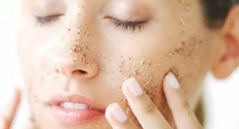 how to exfoliate facial skin correctly