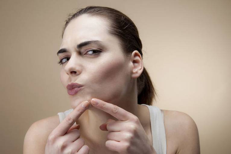 How to deal with cystic acne?