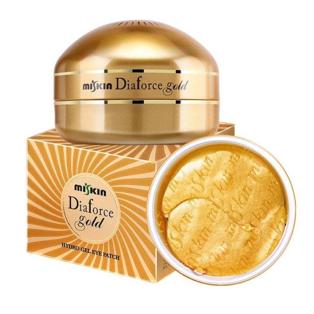 Miskin DiaForce Gold Hydro - Gel Eye Patch