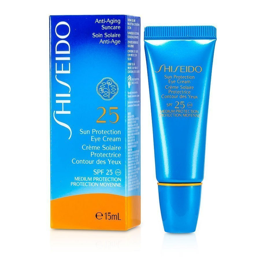 Shiseido Sun Protection Eye Cream SPF 25 PA+++