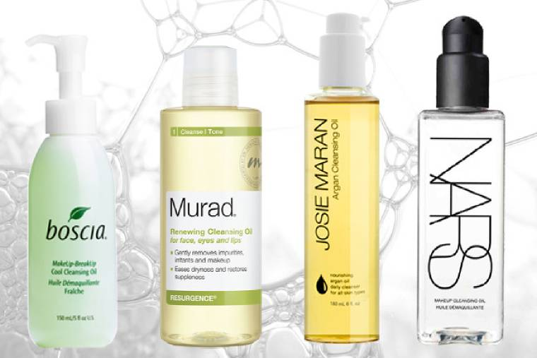 What is cleansing oils?