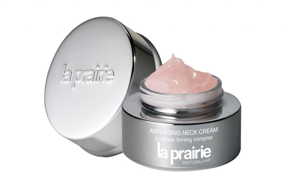 La Prairie Neck Cream