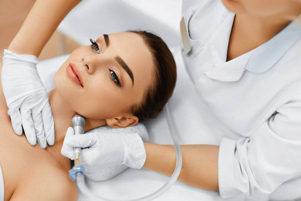 Surgical Treatments of Wrinkles and Creases on the Neck