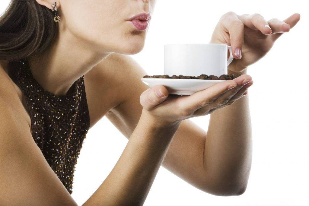 What Causes Bad Breath?-Coffee
