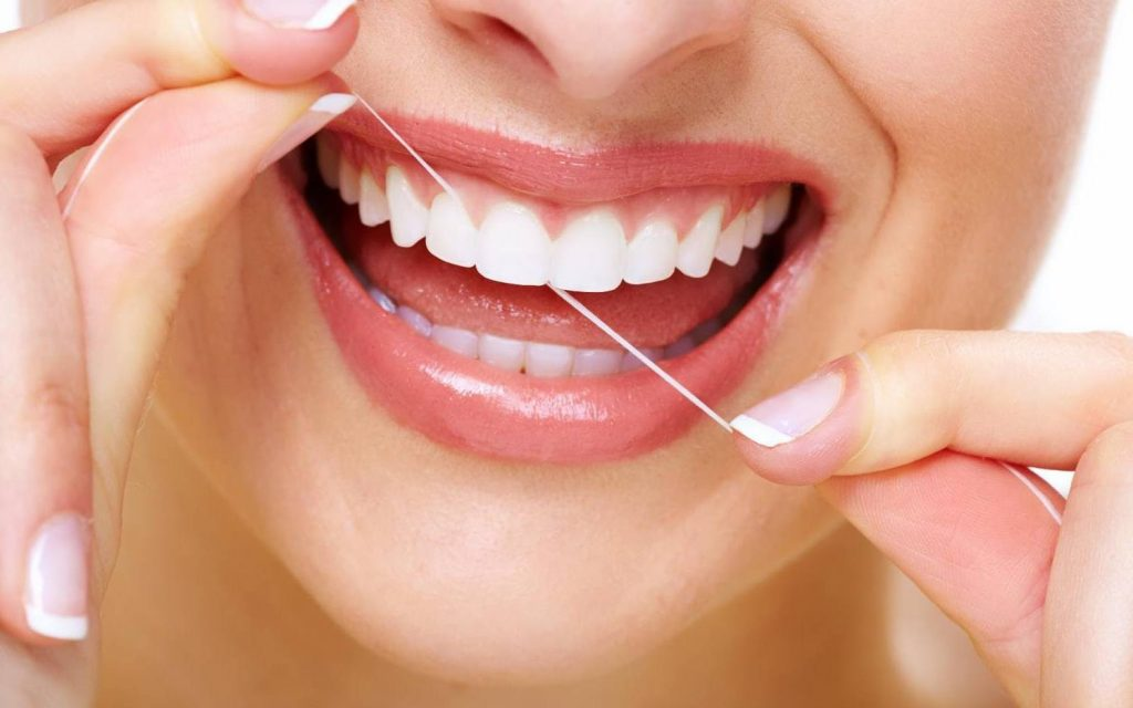 How to Cure Bad Breath?-Start flossing.