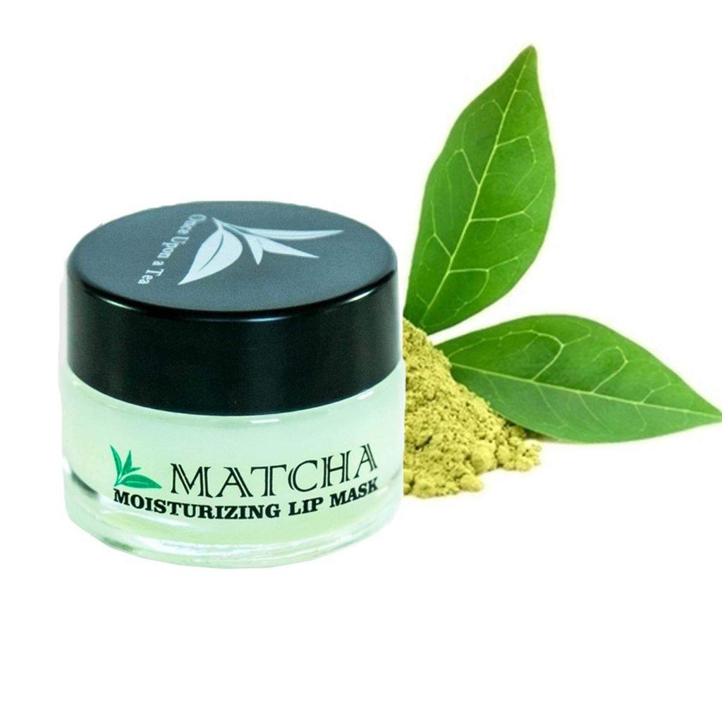 Matcha Moisturizing Lip Mask