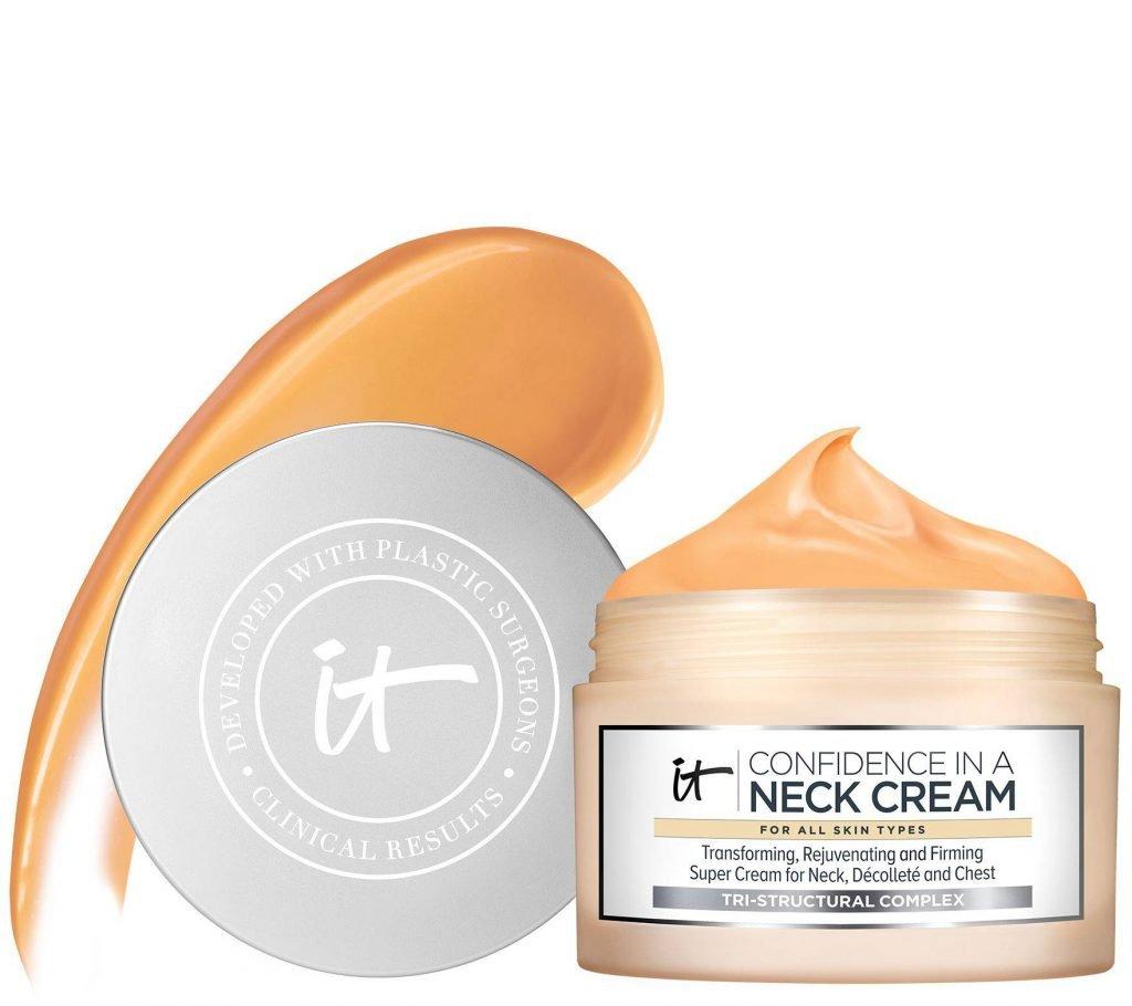 IT Cosmetics Confidence In a Neck Cream $52/80 ml