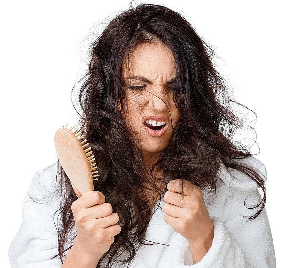 How To Treat Frizzy Hair?