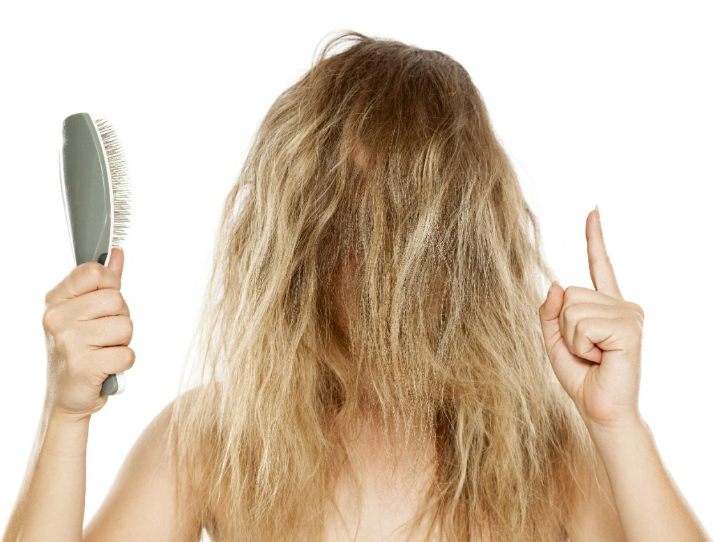 What Treatments Are There for Frizzy Hair?