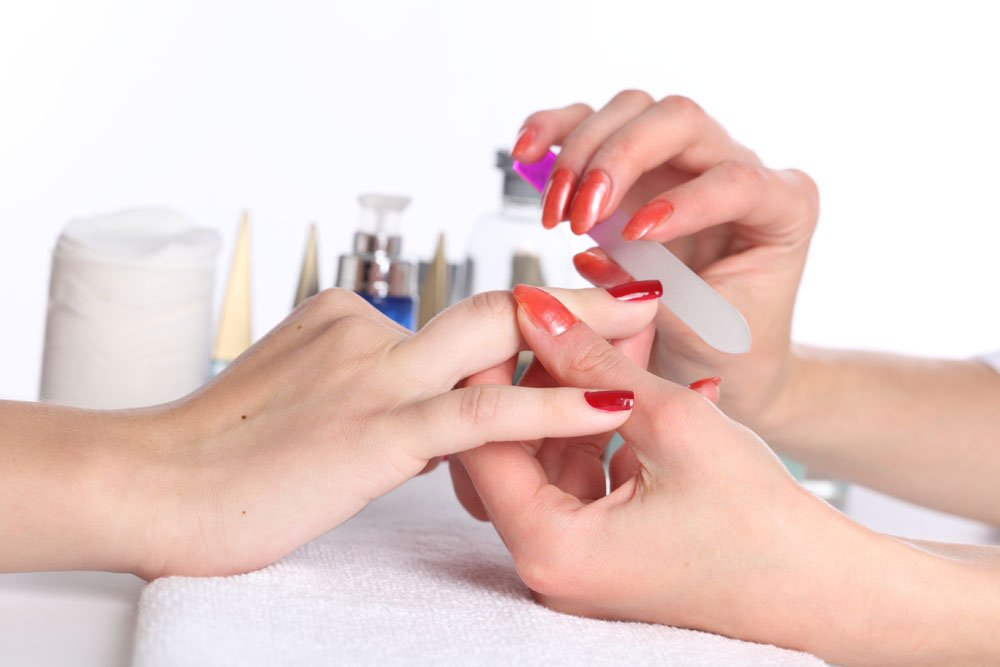 File Your Nails in One Direction