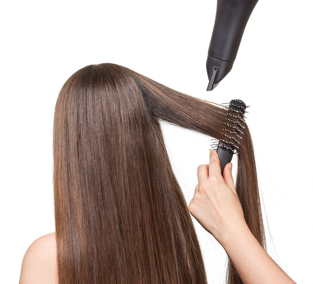 How Should You Dry Your Hair?