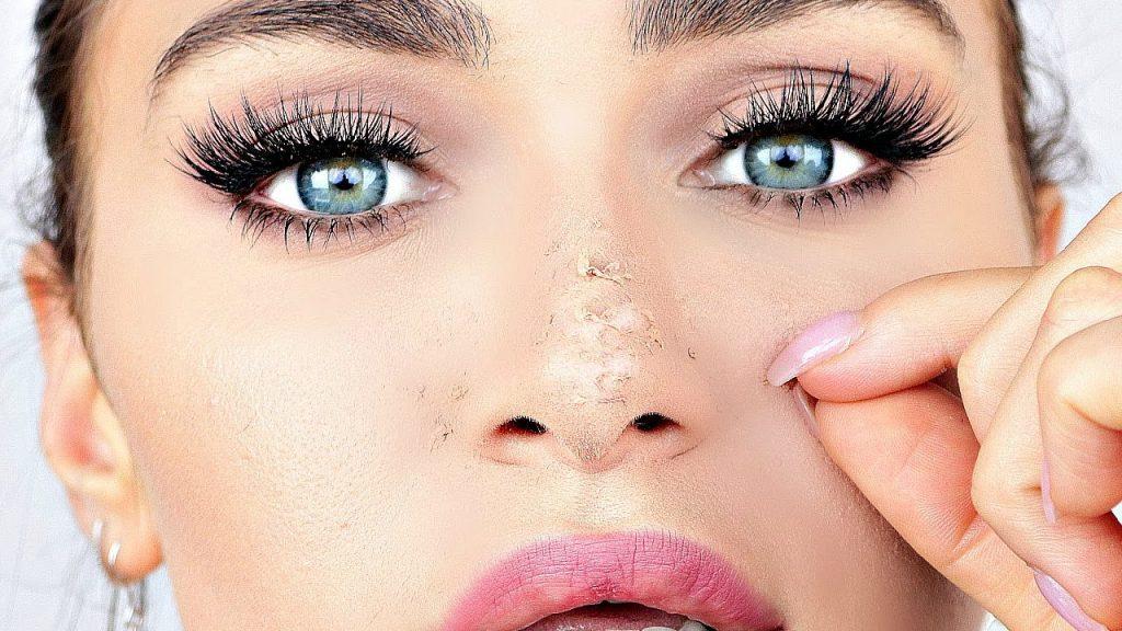 What Causes Dryness Around Nose?