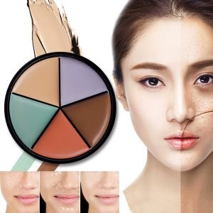 How to apply color correcting concealer skillfully